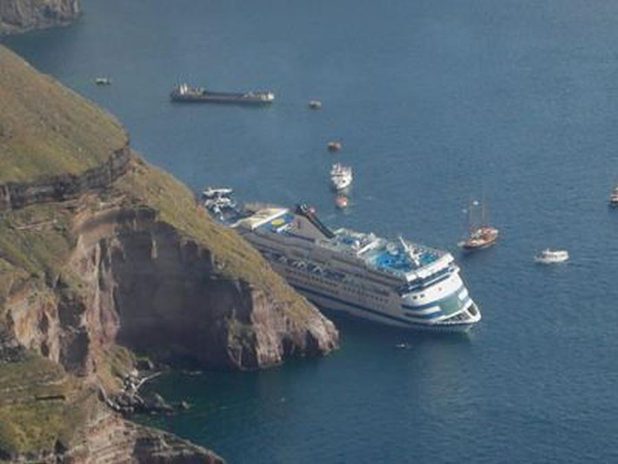 Assessment of the studies done regarding the Sea Diamond shipwreck Greece