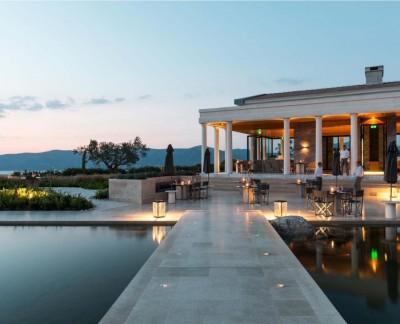 Amanzoe Hotel Complex, Argolida Region - Greece