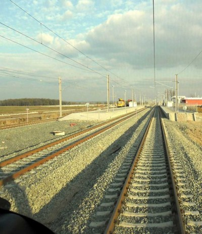 Plovdiv-Svilengrad railway electrification and upgrading Bulgaria