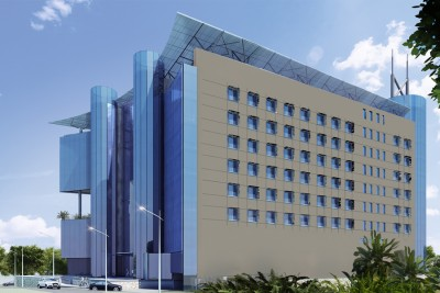 I&M BANK Head Quarters, Nairobi - Kenya