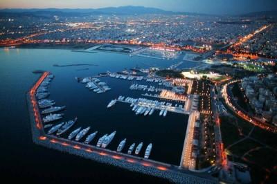Flisvos Marina (303 Berths), Greece