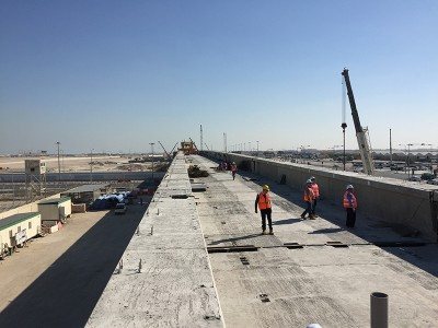 Design Verfication Engineering (DVE) services for the construction J/V of DOHA Metro – Red line South elevated and at grade - Qatar