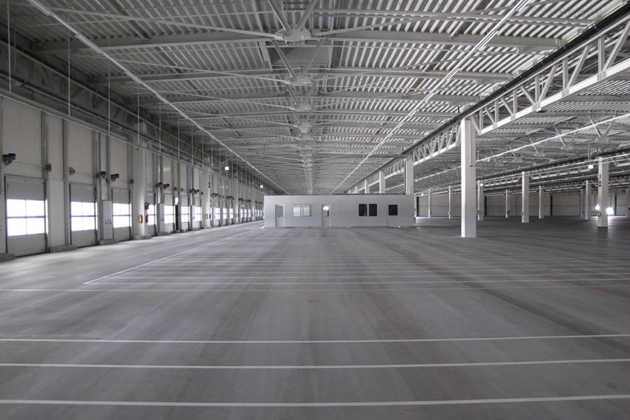 Logistics Centre, Thessaloniki, Greece