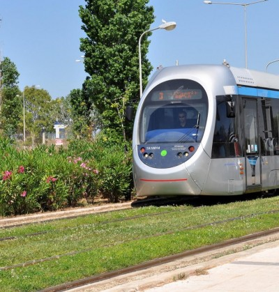 Athens Tram: Extension to Voula & integration in the urban environment, Greece